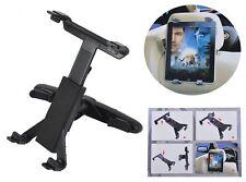 360° Tablet Halterung Kopfstützenhalter Samsung Galaxy Tab 2/3/4/S2/A/E/Pro/S