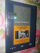DVD Nuovo+fascicolo A TEATRO CON PIRANDELLO-La signora Morli una e due