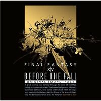 BEFORE THE FALL FINAL FANTASY XIV Original Soundtrack Blu-ray Audio + Code