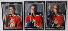 1993-94 Pinnacle Florida Panthers Team Set of 3 Hockey Cards