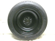 2008 TOYOTA CAMRY SPARE TIRE DUNLOP 155/70D17 OEM 07 08 09 10 11 12