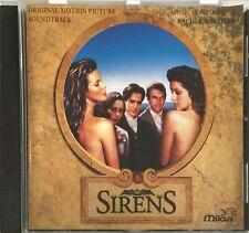 BO FILM - SIRENS / JOHN DUIGAN HUGH GRANT FITZGERALD FISCHER - [ CD ALBUM ]