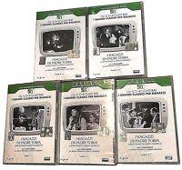 5 Dvd Sceneggiati Rai **I RAGAZZI DI PADRE TOBIA** completa nuovo 1968