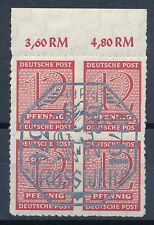 Ungeprüfte postfrische Briefmarken aus Deutschland (ab 1945) als Lokalausgaben