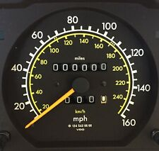 Mercedes Benz 300E and All Cable Driven Speedometer & Odometer Gauge REPAIR SVC