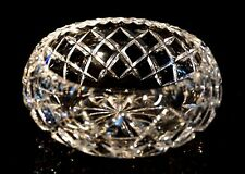 Beautiful Heavy Crystal Bowl