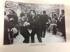 RIPRODUZIONE FOTO ALINARI FESTA PAESANA 12X18 ANNI 50 (6)