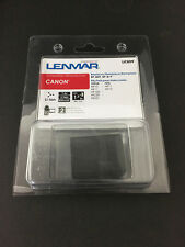 Lenmar LIC809 Replacement Battery, Replaces Canon BP-809 - VG