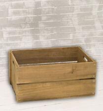 Solutions de rangement marron en bois pour la maison