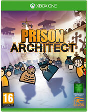 Prison Architect Xbox One Game NEW SEALED