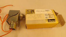 PARKER SKINNER SOLENOID VALVE  04F20C3503ACFRE05 2200 PSI NEW 04F20C