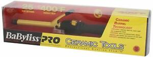"""BaByliss PRO Ceramic Tools 5/8"""" Spring Curling Iron CT58S 110 - 220 Volts"""
