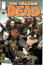 Image Comics THE WALKING DEAD 2013 #114 NM- What would Jesus do?