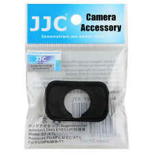 JJC Silica gel Eyecup for FUJIFILM X-T1 X-T2 GFX-50S camera replaces EC-XT L