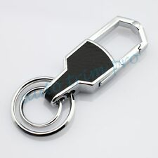 Car Vehicle Accessories Gift Metal Key Holder Key Chain Ring Key Fob Decoration