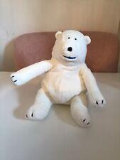 Birdseye Polar Bear Toy