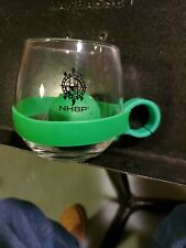 Loose Tea Infuser and clear glass cup
