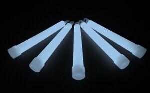 10 Stück Power-Knicklicht Weiß