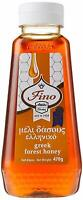 Greek Natural Honey with Thyme, Wild Flowers & Herbs Attiki - Fino 470gr