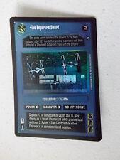 Star Wars CCG - Reflections II -  DS FOIL - The Emperor's Sword