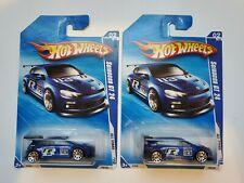 Lot of 2  2010 Hot Wheels All Stars 2/10 VW SCIROCCO GT 24 Variation w/10 Spokes