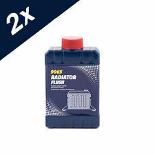 9965 Mannol 325ml Radiator Flush Cleans Unblocks Car Rad Cooling X2