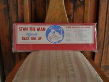 >Original/GEM 1964 Stan Musial STAN THE MAN Official RACK-UM-UP BAT RACK in Bag!
