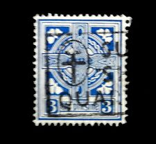Ireland Stamps /  1922-40 /   2 Stamps  Cross /  Used