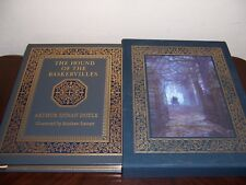 Easton Press Limited Signed Ed. HOUND OF THE BASKERVILLES by Arthur C. Doyle