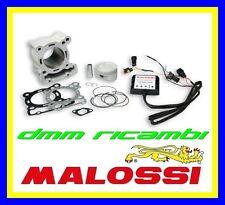 Kit Gruppo Termico MALOSSI APRILIA RS4 125 11>16 Cilindro Pistone + Centralina