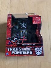Transformers Generations Voyager Class Decepticon Powerdive Action Figure