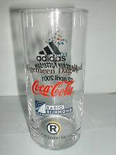 COCA COLA® VERRE ADIDAS RADIO RIJNMOND FORTIS MARATHON ROTTERDAM 22 APRIL 2001