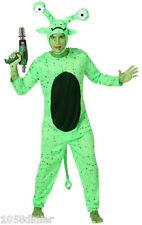 Déguisement Homme Extraterrestre Vert M/L Costume Adulte Drole