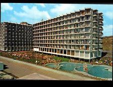 SAN AGUSTIN (ESPAGNE Gran Canaria) HOTEL BEVERLY PARK / PISCINE animée en 1978