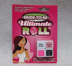 Bride To Be Where Is He Drink & Dare Bachelorette Party Bridal Shower Game Pride