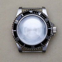 39.5MM Stainless Steel Watch Case for NH35 NH36 Watch Movement Repair Part