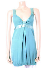 Peruzzi Green Top Size 12 Ladies Jumper Dress