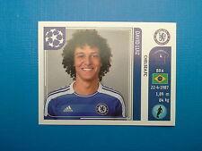 Panini Champions League 2011-12 n.280 David Luiz Chelsea