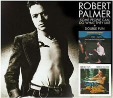 Palmer, Robert - Some People Can Do What They Like + Double Fun 2CD NEU OVP