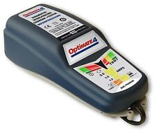 MANTENITORE DI CARICA / CARICA BATTERIA MOTO AUTO OPTIMATE 4 CAN-bus PER BMW