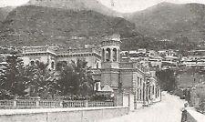 D0589 Bagnara Calabra - Villa de Leo - Stampa d'epoca - 1930 old print