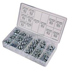 Stens 415-198 Metal Lock Nut Kit, 150 Pieces