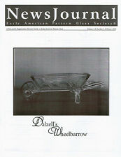 Early American Pattern Glass Society NewsJournal 5-4