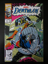 Deathlok (1991 1st Series) #8 Vf Marvel Comics (C0125)