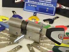 Keso 41.215.060 Chromnickelstahl Zylinder NEU Omega 5 Schlüssel nach Wahl