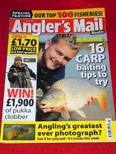 ANGLERS MAIL - GREATEST EVER ANGLING PHOTOGRAPH - May 4 2010
