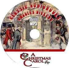 a Christmas Carol Classic Charles Dickens Unabridged Audiobook Mp3cd Scrooge