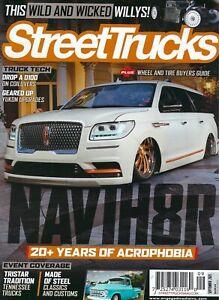Street Truck  October 2021   NAVIH8R