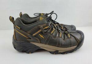 KEEN 1012213 Mens Targhee II Waterproof Hiking Trail Shoe Brown US Size 8m