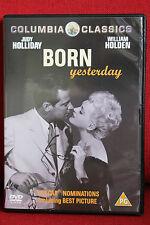 DVD: Die ist nicht von gestern (1951) William HOLDEN; DVD RC2, deutscher Ton